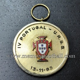 Portugal vs URSS 13-11-1983