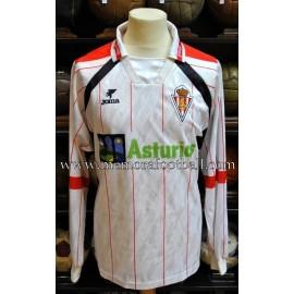 """""""LEDIAKHOV"""" Sporting de Gijón 1995-96"""