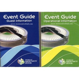 FIFA World Cup Germany 2006 - Official Guides (2)