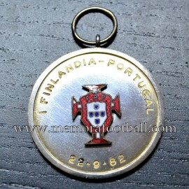 Finland vs Portugal 22-09-1982