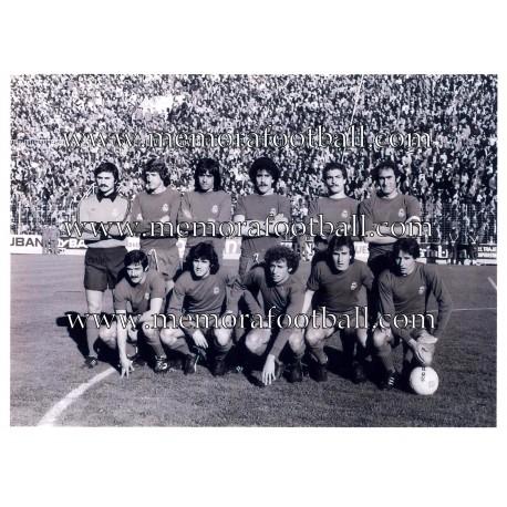 Real Madrid CF 1975-76 photo