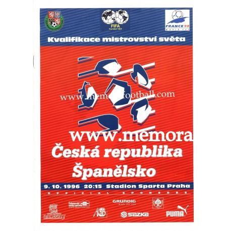Czech Republic v Spain