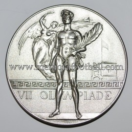 Spain National Team 1920 Summer Olympics Silver Medal
