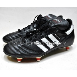 """Adidas """"WORLD CUP"""" boots 1980s"""