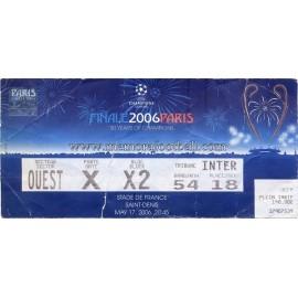 UEFA Champions League Final 2006