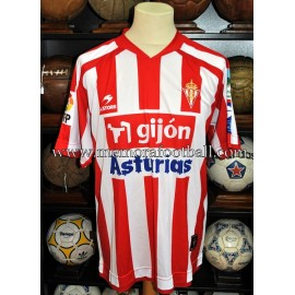 """D. CAMACHO"" Sporting de Gijón 2008-09"