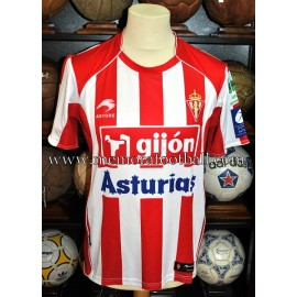 """MALDONADO"" Sporting de Gijón 2009-10"