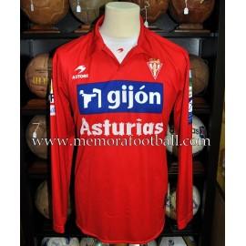 """""""LANDEIRA"""" Sporting de Gijón 2007-08"""