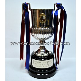 FC Barcelona Spanish FA Cup Trophy 2008-09