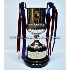 FC Barcelona Spanish FA Cup Trophy 2008-09