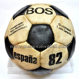 """B.O.S."" Ball 1982 Germany"