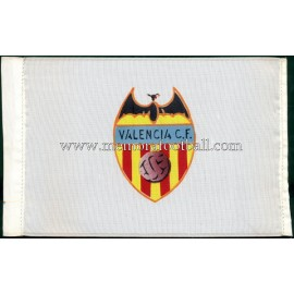 Valencia CF 1970s little flag