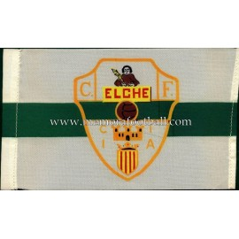 Elche CF 1970s little flag
