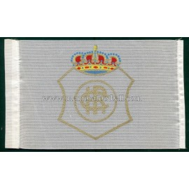 Recreativo de Huelva 1970s little flag