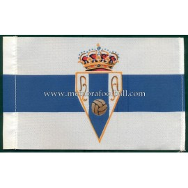 Real Avilés 1970s little flag