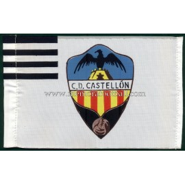 CD Castellón 1970s little flag