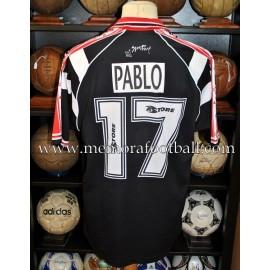 """PABLO DÍAZ"" Sporting de Gijón 1997-98"