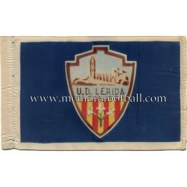 UD Lérida 1970s little flag