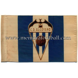 CD Alcoyano 1970s little flag