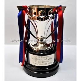 FC Barcelona Spanish League Trophy 2008-09