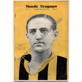 """""""MUNDO URUGUAYO"""" 18th October 1928"""