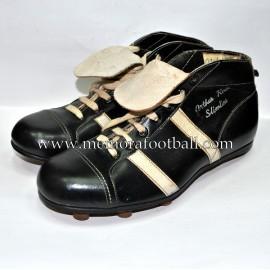 """Botas de Fútbol """"""""ARTHUR ROWE"""""""" 1950s Inglaterra"""