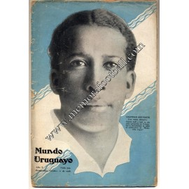 """""""MUNDO URUGUAYO"""" 11th October 1928"""