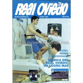 REAL OVIEDO magazine June 1993