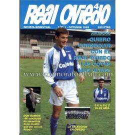 Revista REAL OVIEDO Octubre 1993