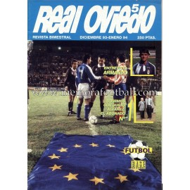 REAL OVIEDO magazine December 1993