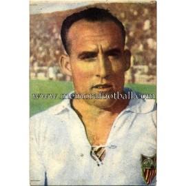 """""""AYALA"""" Sevilla CF 1950-52 cromo"""