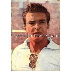 """""""GUILLAMÓN"""" Sevilla CF 1950-52 cromo"""