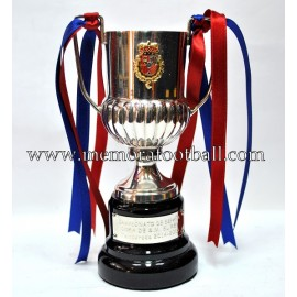FC BARCELONA Spanish FA Cup Trophy 2014-15
