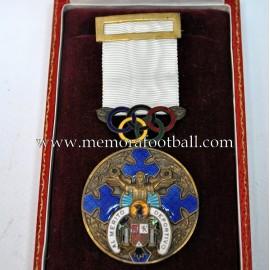 """Medalla al Mérito Deportivo """"RAFA"""" Atlético de Madrid 1950s"""