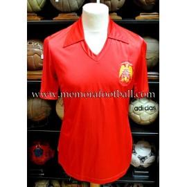 Selección Española de Fútbol 1980-81