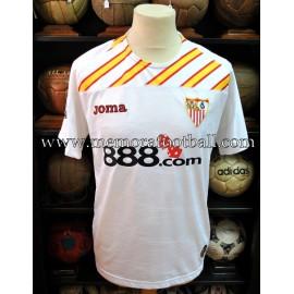 """LUIS FABIANO"" Sevilla FC EUFA Cup 2008-09"
