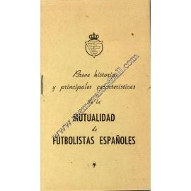 Mutualidad de Futbolistas Españoles 1950s