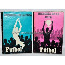 """HISTORIA DE LA COPA"" 1970 (2 volúmenes)"