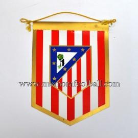 Atlético de Madrid pennant