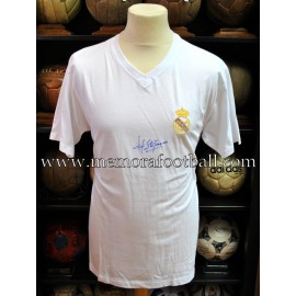 """DI STEFANO"" Real Madrid CF replica signed shirt"