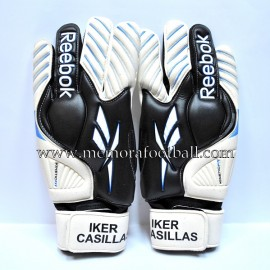 """IKER CASILLAS"" 2010-11 match issued gloves"