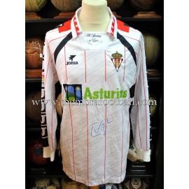 """IVÁN IGLESIAS"" Sporting de Gijón LFP 1995-96"