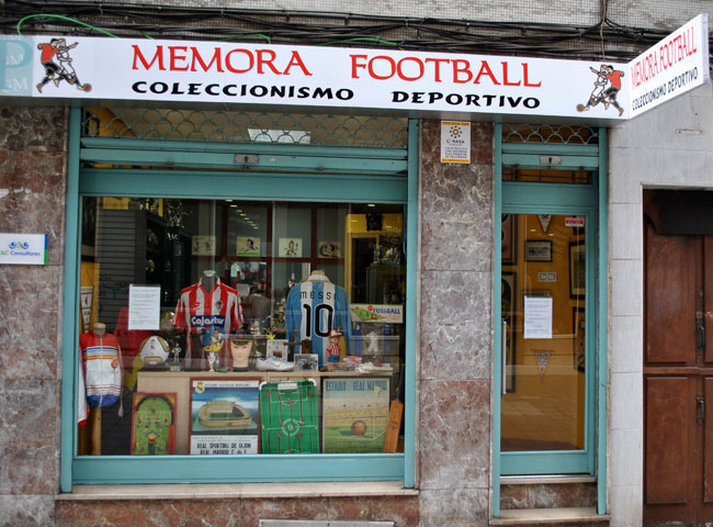 Tienda Memorafootball