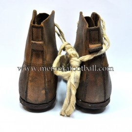 """PENTAGON"" Children football boots 1920-30s United Kingdom"