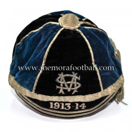 1913-14 S.M. Irish Football/Rugby cap