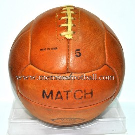 """MATCH"" Ball c.1950 United Kingdom"
