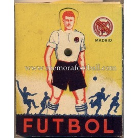 1940s Real Madrid CF colored pencils