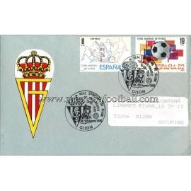 Sobre Sporting de Gijón 75 Aniversario (1905-1980)
