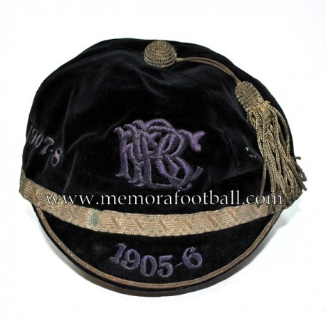 1905-08 Scottish Football cap