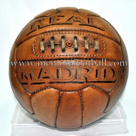 1950s Real Madrid CF 18 panels retro ball